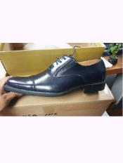 Blue Shade Cap Toe