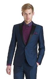 KA6399 Designer Wedding Groom Tuxedo Dinner trendy casual Suit