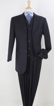 RM1503 Apollo King Single Breasted Rayon Fabric Suit with