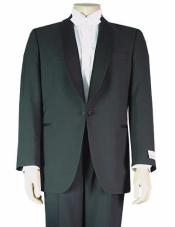 JK7 1 Button Style Shawl Collar Single Breasted formal