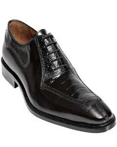 BSF333 Ostrich Top Shoes for Online by Belvedere attire