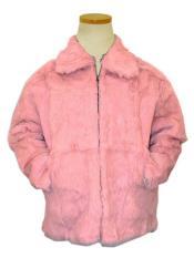 Bagazio Pink Pull-Up Zipper
