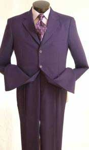 Purple color shade Suit