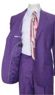 AL831 Multi-Stage Party Suit Collection Purple color shade
