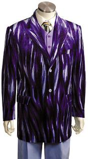 Entertainer Purple color shade Velvet