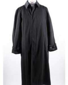 RA31 Pronto Uomo Rain Coat Black