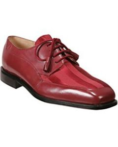 Oxfords red color shade