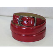 Genuine Authentic red color shade