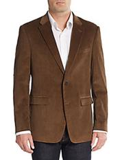 Regular Fit Corduroy Blazer Online
