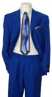 Multi-Stage Party Suit Collection Royal