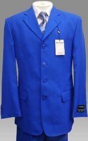 Elegant Solid royal blue