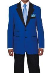 Light ~ Royal Blue Suit