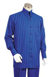 ZP8C 2 Piece Long Sleeve Walking Suit - Triple