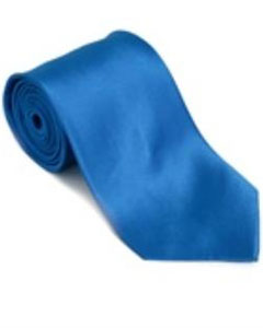 Royalblue 100% Silk Solid