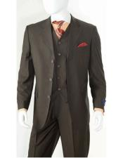JSM-5066 Mens Alberto Nardoni Best Mens Italian Suits Brands