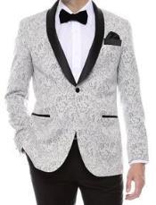 Satin Shiny tuxedo Suits