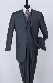 Piece Fashion Grey three