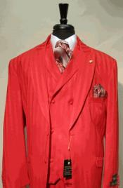 AC-748 1940s Mens Suits StyleSingle Breasted Two Covered Button