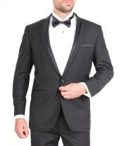 Slim narrow Style Fit Tuxedo