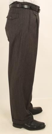 Wide Leg 1920s 40s Fashion