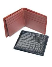 Ferrini Genuine Crocodile Wallet