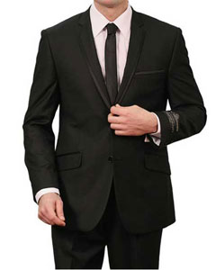 BC-74 Two Piece Slim narrow Style Fit Suit -