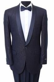 BC-77 Slim narrow Style Fit Sport Coat - Fancy