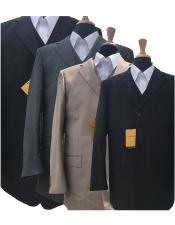 JSM-5294 Alberto Nardoni Best Mens Italian Suits Brands 3