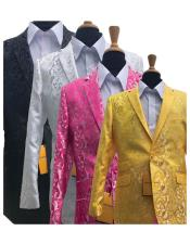 JSM-5290 Alberto Nardoni Best Mens Italian Suits Brands Fashionable