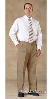 T3YB Pleated Slacks Pants / Slacks Plus White Shirt