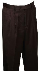 KD342 long rise big leg slacks Dress Pants Pattern