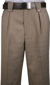RM1321 Veronesi Knee 2 Back Pockets Fine Wool Fabric