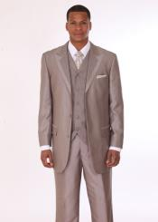 FP79 3 Piece 3 Button Style Fashion Suit with
