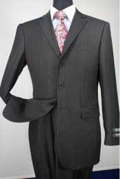 LKM43 2 Piece 100% Merino Wool Fabric Executive affordable