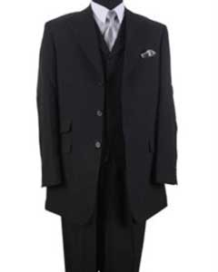 Product#8C2EE3ButtonStylePeakLapelVested3Piece