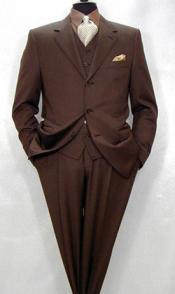 mens Brown Colour Tesroy High Fashion