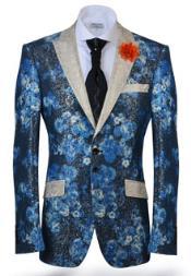 Turquoise Blazer Online Sale