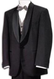Tuxedo Shawl Collor Superior Fabric 120s
