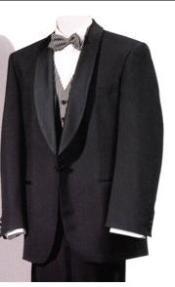 Tuxedo Shawl Collor Superior