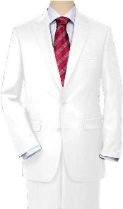White Quality Suit Separates Total