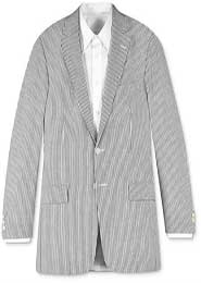 Sear Sucker Suit Seersucker Suit Two-button