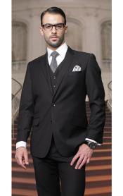 Product# PN_O22 Notch Lapel Two Buttons