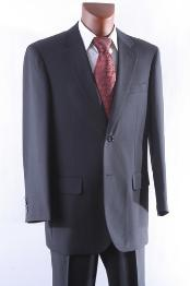 KP7831 2 Button Style 100% Wool Fabric Suit W