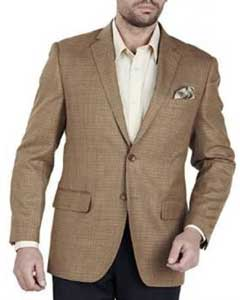 AuthenticMantoniBrandSolid2ButtonStyle100%Wool