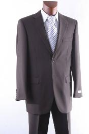 2ButtonStyle100%WoolFabricAthleticCutSuits