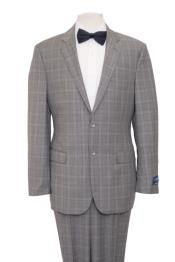 KA5872 Reg Price $795 ZeGarie Authentic 100% Wool Fabric