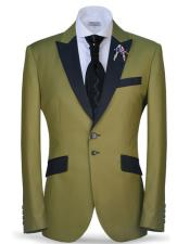 Mens Classic Green Two