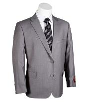 MK412 Giorgio Fiorelli 2 Button Style Medium Grey Executive