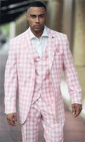 Button Style Suits for