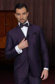 Vested 3 Piece 2 Button